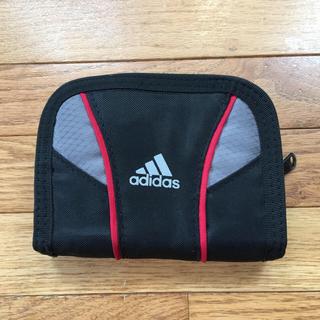 アディダス(adidas)のアディダス 子供財布 マジックテープ 小学生 adidas(財布)