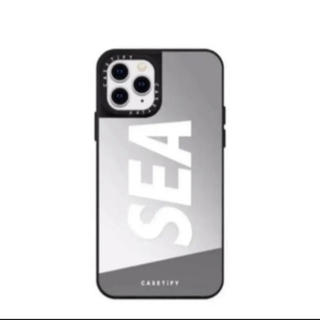 シー(SEA)の wind and sea CASETify iPhone11 pro  ケース(iPhoneケース)