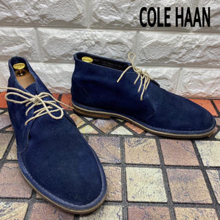 Cole Haan - COLE HAAN コールハーン スエードブーツ