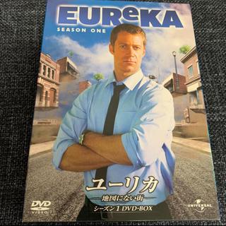 ユーリカ~地図にない街~シーズン1、2 DVD-BOX DVD全巻(外国映画)