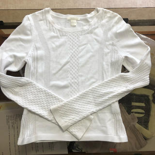 エイチアンドエイチ(H&H)のH&M ロンT サイズM (Tシャツ(長袖/七分))
