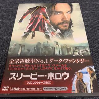 スリーピー・ホロウ 1、2セット売り DVDコレクターズBOX DVD全巻(外国映画)