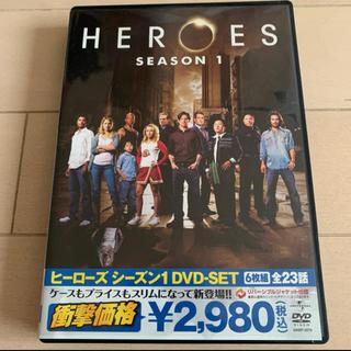 HEROES ヒーローズ シーズン1〜3 DVD-SET DVD 全巻(外国映画)