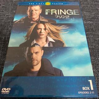 いろはくさ様専用  FRINGE フリンジ 全巻DVD(TVドラマ)