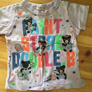 ダブルビー(DOUBLE.B)のダブルビー80(Tシャツ)