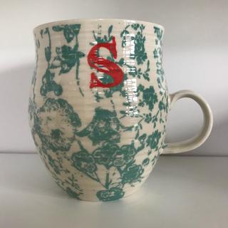 アンソロポロジー(Anthropologie)のアンソロポロジー マグカップ  s(グラス/カップ)