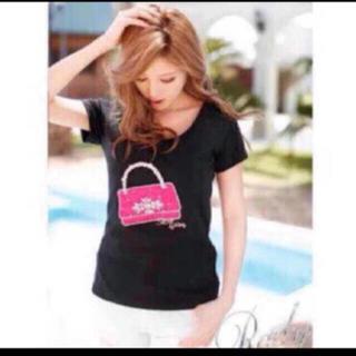 レディー(Rady)の新品♡Rady♡キルティングビジューバックTシャツ♡(Tシャツ(半袖/袖なし))