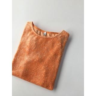 エディットフォールル(EDIT.FOR LULU)の【s様 専用】baserange ベロアカットソー(Tシャツ(半袖/袖なし))
