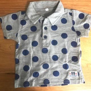 半袖ポロシャツ 80 ドット(シャツ/カットソー)