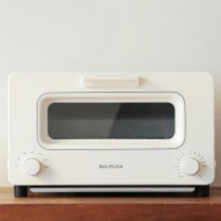 バルミューダ(BALMUDA)の新品バルミューダ トースター ホワイト(調理機器)