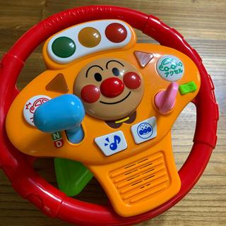 アンパンマン のりのりドライブハンドル