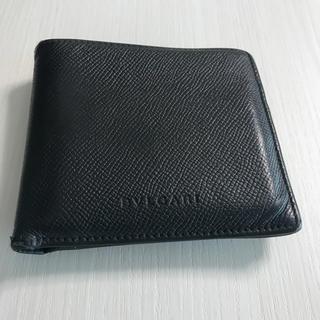 ブルガリ(BVLGARI)のブルガリ メンズ2つ折り財布(折り財布)