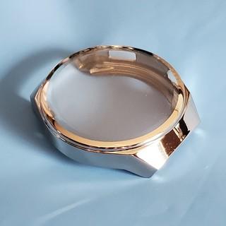 HUAWEI WATCH GT2e 専用ケース シルバーメッキ(腕時計(デジタル))