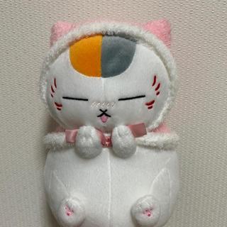 バンダイ(BANDAI)の夏目友人帳 ニャンコ先生 ぬいぐるみ あったかケープ(ぬいぐるみ)