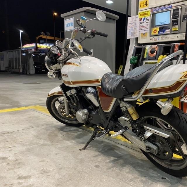 スズキ(スズキ)のgsx400 (インパルス400)売ります 自動車/バイクのバイク(車体)の商品写真