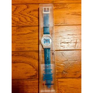 スズキ(スズキ)の非売品SUZUKIハスラー腕時計(その他)