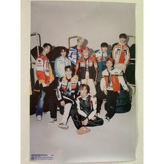 エクソ(EXO)のNCT127 punch ポスター(アイドルグッズ)