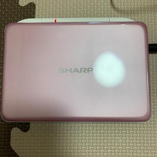 シャープ(SHARP)のSHARP タッチペン付き電子辞書 (電子ブックリーダー)