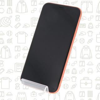 アイフォーン(iPhone)の【A】iPhoneXR/128/SIMフリー(スマートフォン本体)