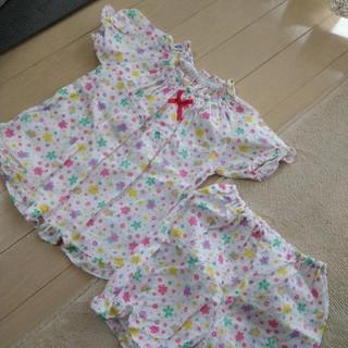 ニシマツヤ(西松屋)の90夏用パジャマ(その他)