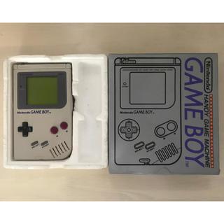 ゲームボーイ - 初代 GAME BOY ゲームボーイ 箱付き