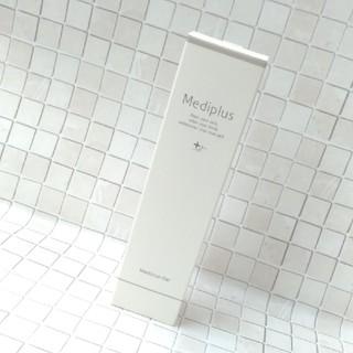 ムジルシリョウヒン(MUJI (無印良品))の☆新品☆メディプラスゲル オールインワン180g  定価¥4070ー  箱付き(美容液)