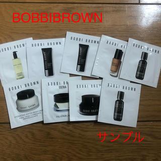 ボビイブラウン(BOBBI BROWN)のBOBBIBROWN サンプル(サンプル/トライアルキット)