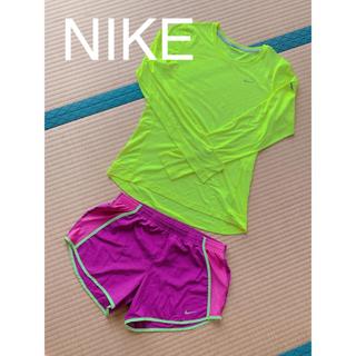 ナイキ(NIKE)のナイキ NIKE ランニングウェア セット スポーツウェア(ウェア)