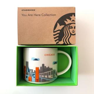 スターバックスコーヒー(Starbucks Coffee)のスターバックス マグカップ2個セット シカゴ ロサンゼルス(マグカップ)