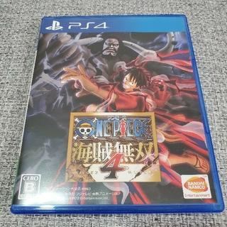 プレイステーション4(PlayStation4)の【m418747様 専用】ONE PIECE 海賊無双4 PS4(家庭用ゲームソフト)