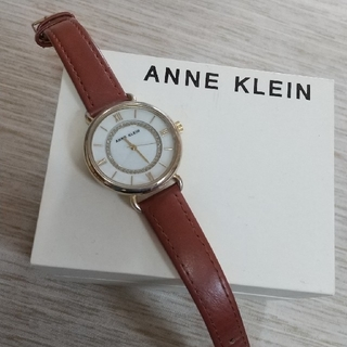 ANNE KLEIN腕時計
