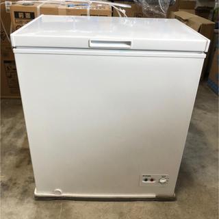 アイリスオーヤマ(アイリスオーヤマ)のアイリスオーヤマ 冷凍庫 142L 大容量 静音 省エネ ICSD-14A-W(冷蔵庫)