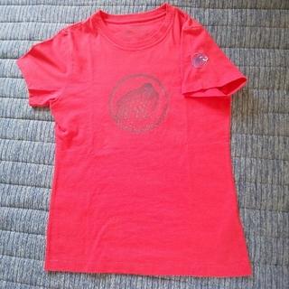 マムート(Mammut)の【とらねえさん専用】MAMMUT レディースTシャツ(sサイズ)(登山用品)