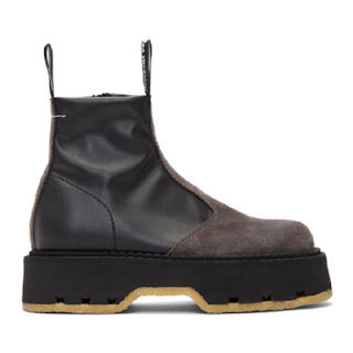 エムエムシックス(MM6)のMM6 Maison Margiela ブーツ(ブーツ)