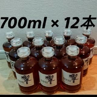 サントリー(サントリー)の響 JH 700ml × 12本 セット(ウイスキー)