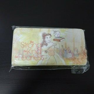 ディズニー(Disney)の美女と野獣  ベル 長財布(キャラクターグッズ)
