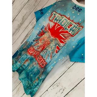 ミルクボーイ(MILKBOY)の回復儀式芸術。爆限定最強映えbeeTシャツ SHAREEF 論理lonely(Tシャツ/カットソー(半袖/袖なし))