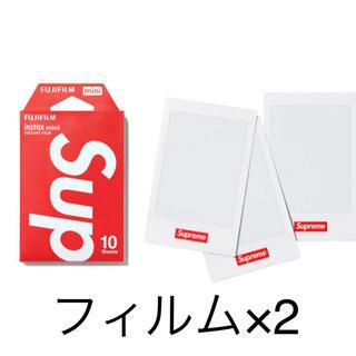 シュプリーム(Supreme)のSupreme Fujifilm Instant Film チェキ 2箱セット (その他)