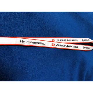 ジャル(ニホンコウクウ)(JAL(日本航空))のJAL A350 ネックストラップ(航空機)