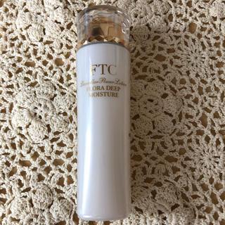 エフティーシー(FTC)のFTC フローラディープモイスチャー 化粧水(化粧水/ローション)