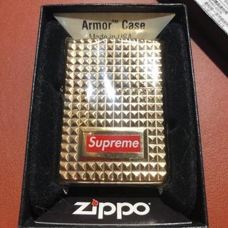 シュプリーム(Supreme)のZippo  supreme 2017AW(タバコグッズ)