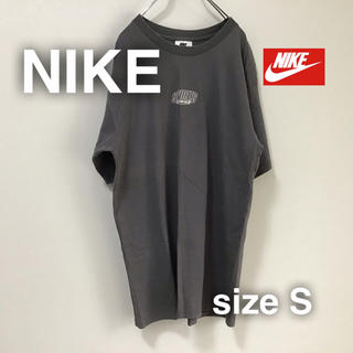 ナイキ(NIKE)のNIKE ナイキ Tシャツ バックプリント フロントロゴ S 90's(Tシャツ/カットソー(半袖/袖なし))