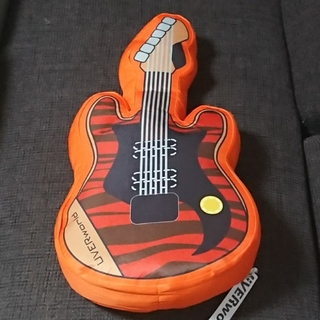 UVERworld ギター 彰 クッション(ミュージシャン)