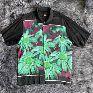 シュプリーム(Supreme)のSupreme Gaultier レーヨンシャツ 19SS  XL(シャツ)