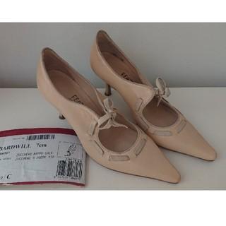 フェラガモ(Ferragamo)のフェラガモFerragamoパンプスヒール靴(ハイヒール/パンプス)