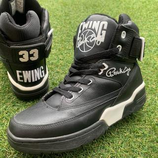 ユーイングアスレチックス(Ewing Athletics)の美品25 EWING ATHLETICS  EWING 33 HI D880(スニーカー)