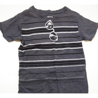 イッカ(ikka)のシャツ 120(Tシャツ/カットソー)