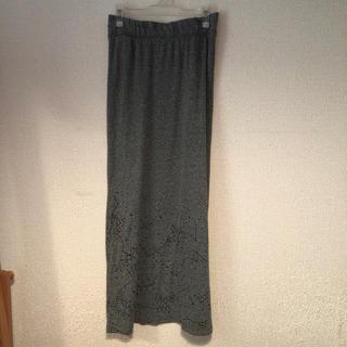 ディーゼル(DIESEL)のマキシ丈スカート 『ディーゼル55』(ロングスカート)