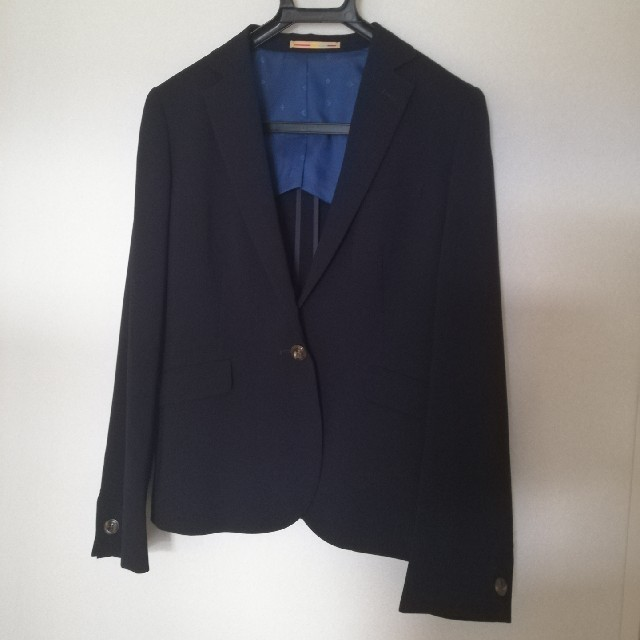 ORIHICA(オリヒカ)の☆未使用☆オリヒカ スーツ ジャケット ネイビー レディースのフォーマル/ドレス(スーツ)の商品写真