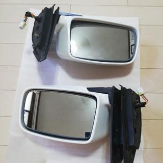 ミツビシ(三菱)の三菱ランエボCT9A 純正左右ドアミラー(車種別パーツ)